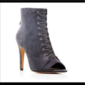French Connection QUILLIE suede booties